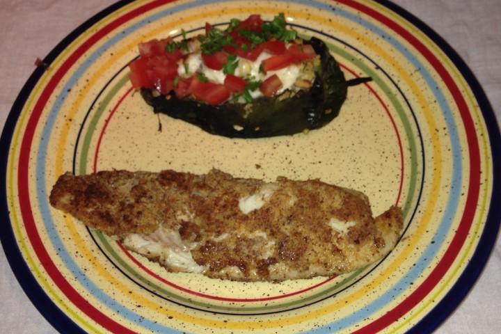 Gluten Free-Fish Fry Tilapia