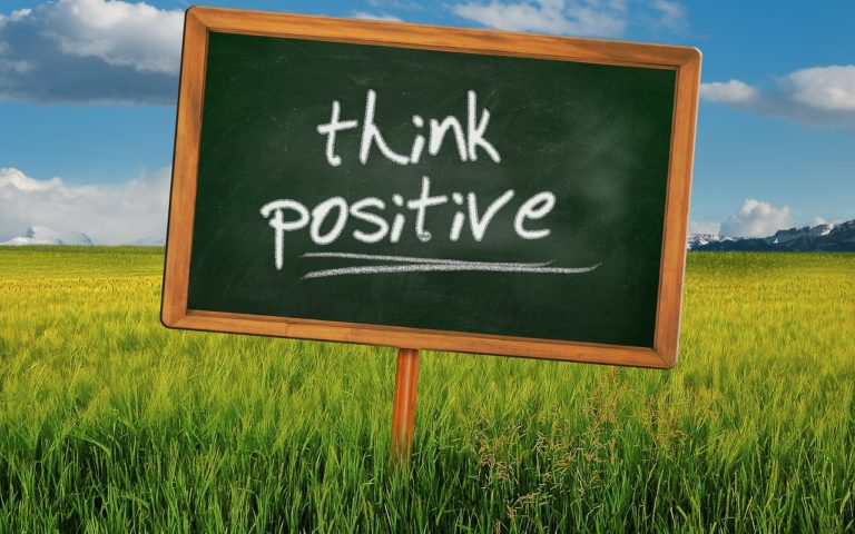 The Power of Positive Thinking!